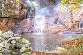 Vodopád v Montseny