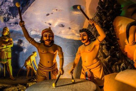 Hindu art from Batu Caves Malaysia