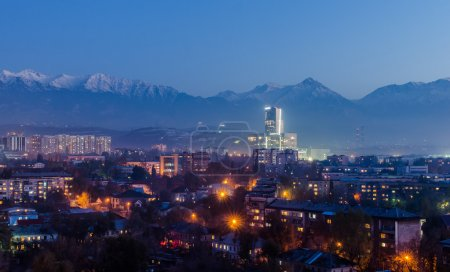 Almaty city