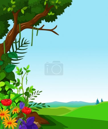 green forest for you design