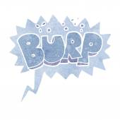 Grunge rubber stamp with the