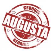 Augusta stamp