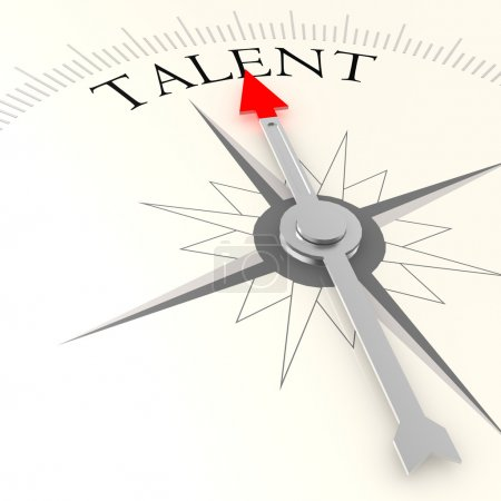 Photo for Talent compass - Royalty Free Image