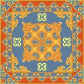 Ornamental pattern asian style