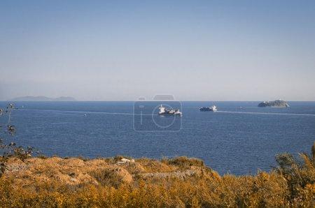 Vladivostok seascape