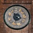 Постер, плакат: Astronomical clock on the Torrazzo tower Cremona Italy