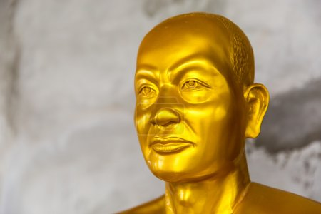Statue near Big Buddha monument