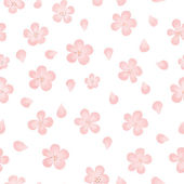 Seamless pattern  Watercolor Vector Flowers Vector Watercolour Flowers