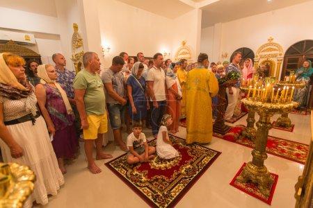 Divine Liturgy on Feast of