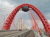 Zhivopisny (malebné) most v Moskvě