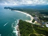 Northern Coastline of Sao Paulo State
