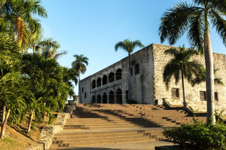 Alcazar de Colon in Santo Domingo