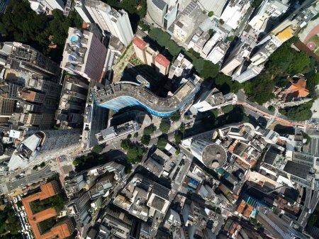 Copan Building in Sao Paulo