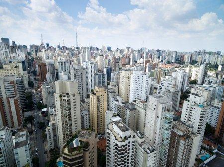 Sao Paulo City, Brazil