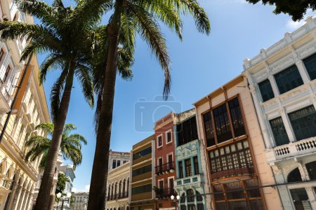 Old Town in Recife