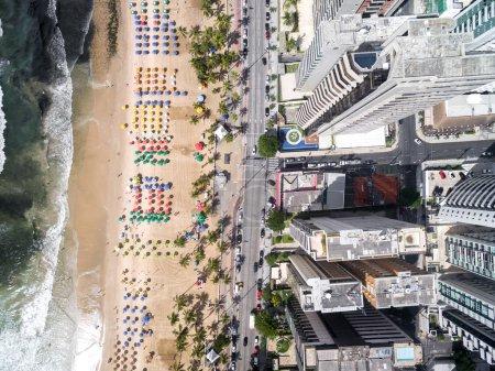 Beach in Recife, Brazil
