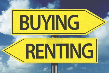 buying and renting yellow signs