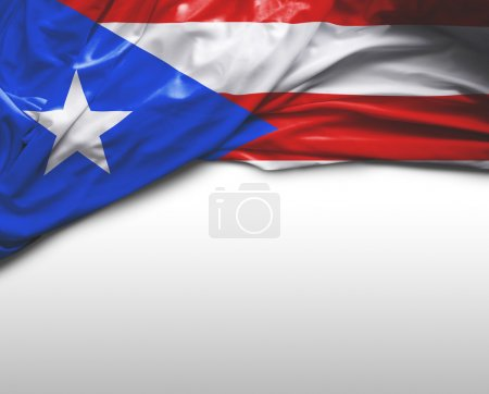 Puerto Rico national flag
