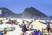Copacabana beach, rio de Janeiro, Brazília