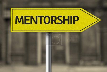Mentorship Creative sign