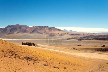 Amazing landscape in South America