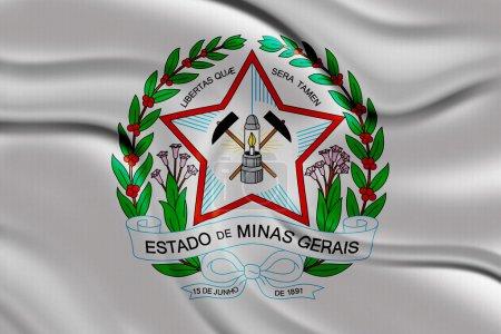 Coat of arms of Minas Gerais