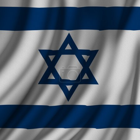 Amazing Flag of Israel