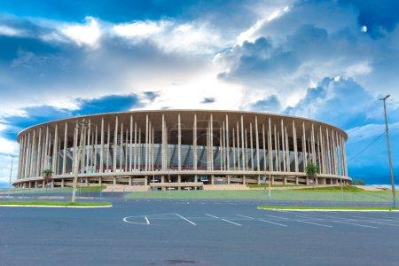 Mane Garrincha Stadium, Brasilia, Brazil