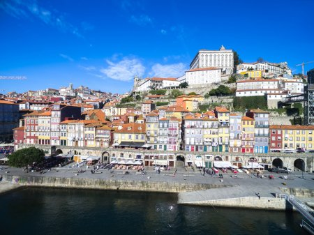 Ribeira District of Porto, Portugal