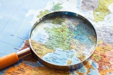 France travel destination