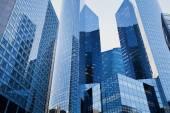 High tech business buildings