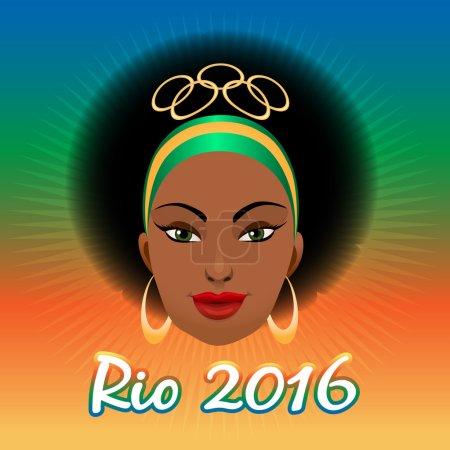 Rio Olympic Games Emblem