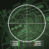 Searching for Target by Drone optic system Special forses operation in process