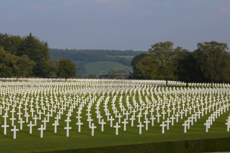 Henri-Chapelle American Cemetery and Memorial, Sacred Ground