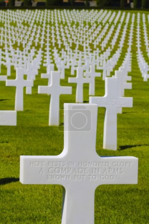 Unknown American Soldier Grave, Italy