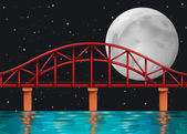 Illustration of a bridge