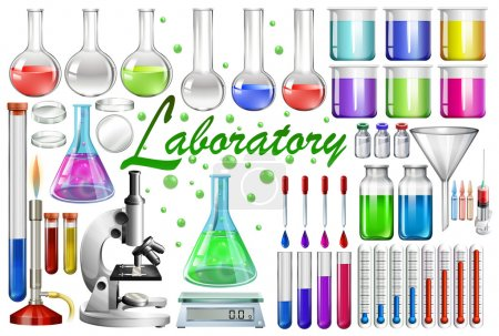 Laboratory tools and equipments