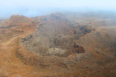 Piton de la Fournaise (Peak of the Furnace)