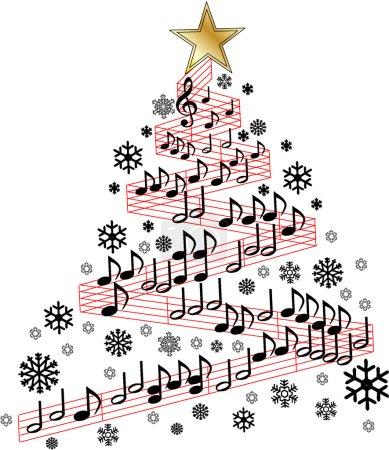 Christmas Musical tree