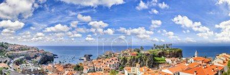 fisherman village on Madeira island