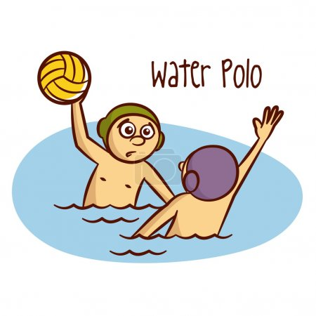Summer Olympic Games. Sport. Water Polo