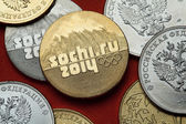 Mince z Ruska. Soči 2014 zimní olympijské hry