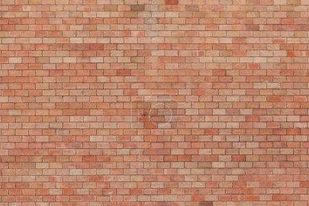 Photo pour Un mur de briques. Texture de fond. Vue frontale . - image libre de droit