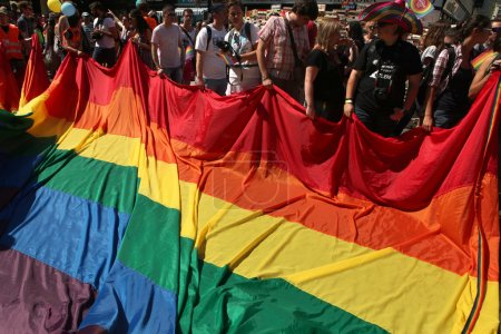 Prague Pride Gay Festival