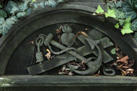 Malostransky Cemetery in Prague