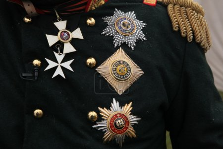 Russian imperial military decorations