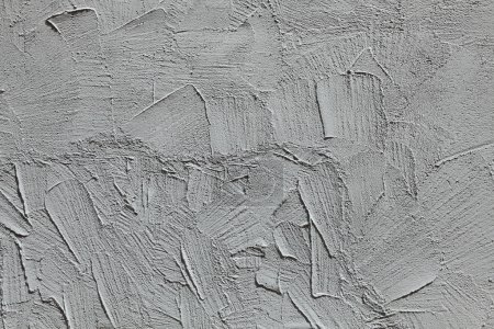 Grey stucco wall. Background texture...