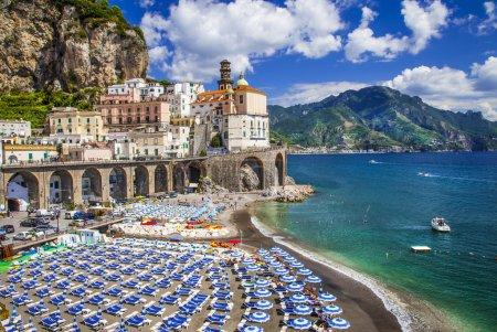 bella Italia series - Atrani village, Amalfi coast