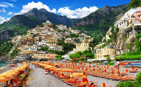 Positano, scenery Italy series