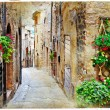 Charming old streets series...